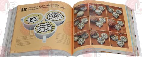 BOOK CAPPUCCINO LATTE ART IT-RU