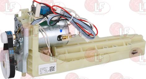 MOTOR 230V WITH DRIVE GEAR