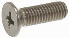 COUNTERSUNK FLAT HEAD SCREWS M5x16