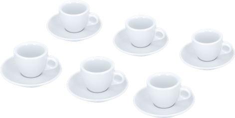SET 6 COFFEE CUPS PORTOFINO