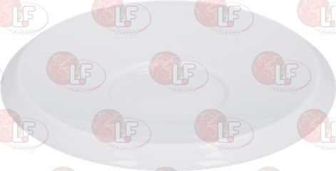 SAUCER FOR CAPPUCCINO CUP ROSSI