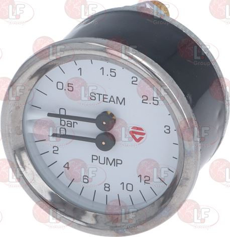 PRESSURE GAUGE BOILER-PUMP ø 60 mm