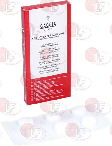 CLEANING TABLETS GAGGIA