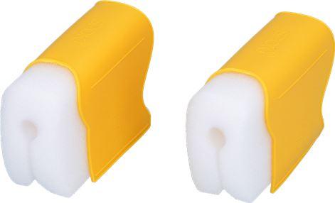 SPOKJ SPONGE FOR STEAM TUBE KIT 2 PCS