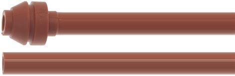 DRAIN HOSE 750 mm SILICONE