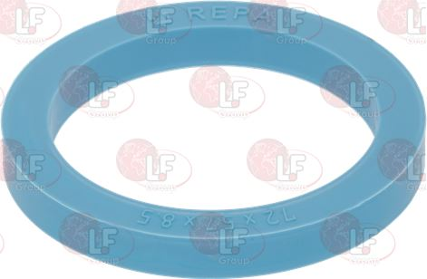 FILTER HOLDER GASKET ø 72x57x8.5 mm