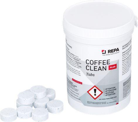 DETERGENT COFFEE CLEAN PLUS 2.4g