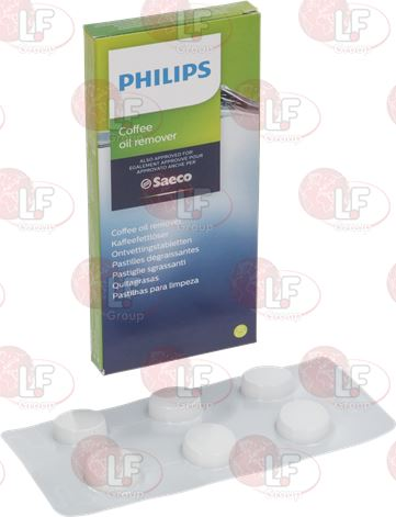 CLEANING TABLETS SAECO PHILIPS
