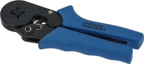 CRIMPER FOR PRE-INSULATED 0.08÷6 mm²