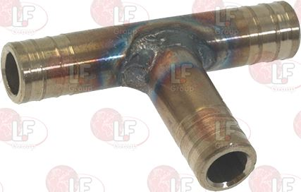 HOSE END FITTING 3-WAYS ø 12 mm