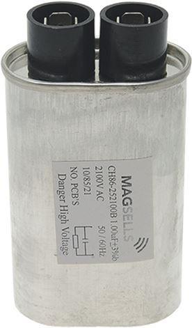 CAPACITOR µF 1 2100VAC