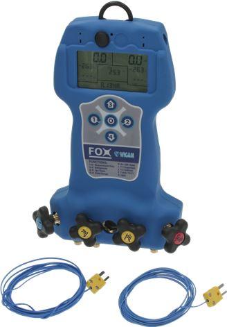 DIGITAL PRESSURE GAUGE UNIT FOX-100