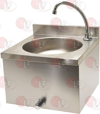 HAND WASHER OVAL
