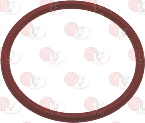 GASKET OR 0158 SILICONE - 10 PCS