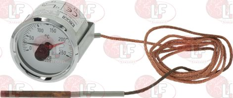 THERMOREGULATOR ø 60 mm 0-250°C
