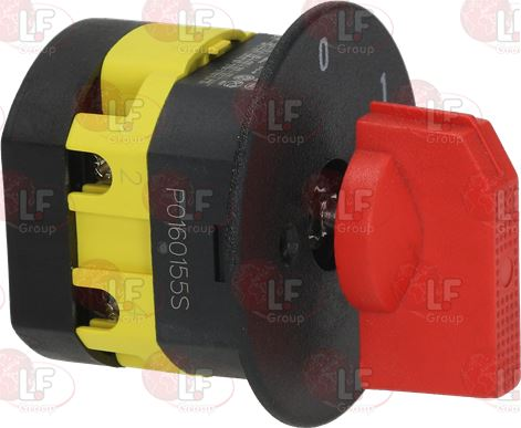SELECTOR SWITCH 0-1 POSIT. SINGLE PHASE