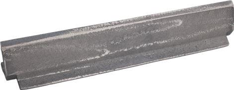 BURNER TILE 430x93x72 mm