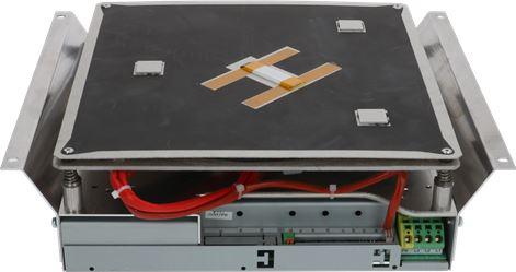 INDUCTION GENERATOR HOB-WOK 5kW 400V