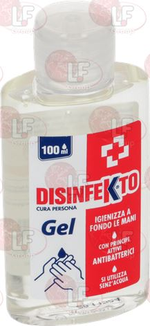 DISINFEKTO HAND GEL 100 ml