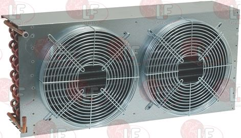 AIR COOLED CONDENSER 14T 4R 2x300mm