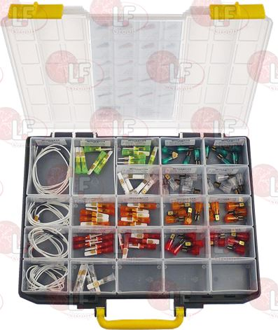 CASE WITH INDICATOR LIGHTS ASSORTMENT