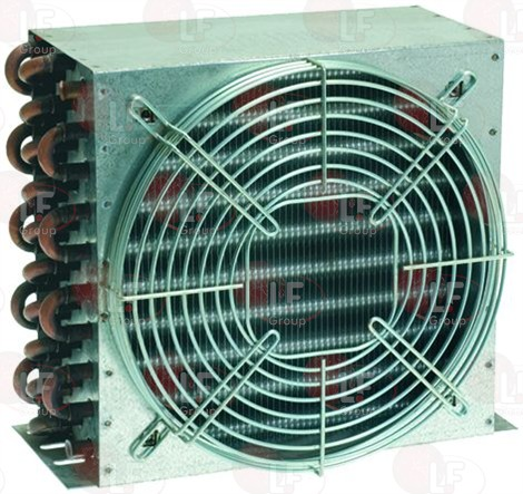 AIR COOLED CONDENSER 10T 4R 1x230mm
