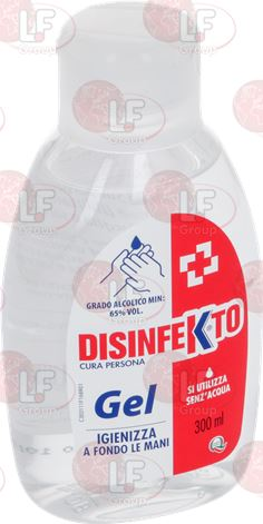 DISINFEKTO HAND GEL 300 ml