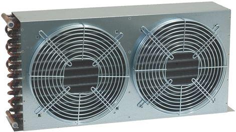 AIR COOLED CONDENSER 12T 3R 2x250mm