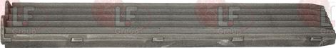 BURNER TILE 635x100x75 mm