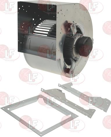 CENTRIFUGAL FAN DD 10/8 245W