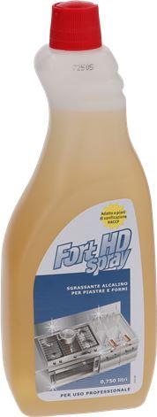 ALKALINE DEGREASER FORT HDSPRAY 750 ml