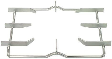 GRID COOKING RANGE  ST/STEEL 400x330 mm