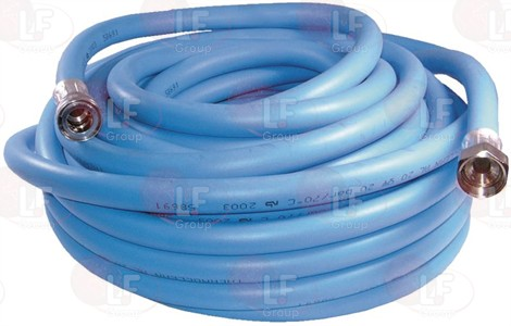 RUBBER HOSE BLUE 20m