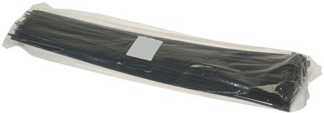 CLAMP BLACK 4.8x430 mm - 100 PCS