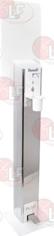 FOOT PEDAL SANITIZER COLUMN 8L