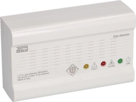 LPG DETECTOR SE230K-G