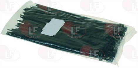 BLACK CLAMP 7.6x292 mm - 100 PIECES