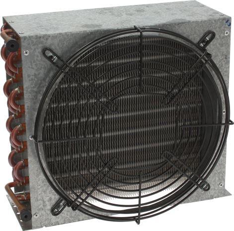 AIR COOLED CONDENSER 10T 3R 1x230mm