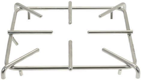 GRID COOKING RANGE  ST/STEEL 370x395 mm