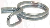 DOUBLE-WIRE CLAMP 11-11.6 - 100 PCS
