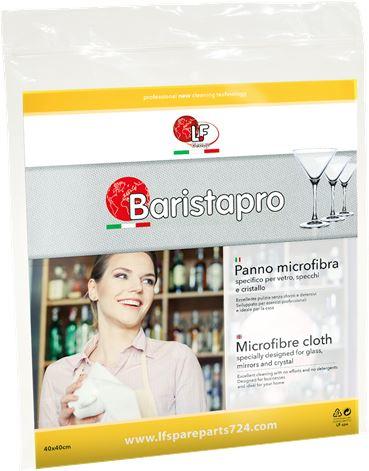 CLOTH MICROFIBRE GLASS BARISTAPRO