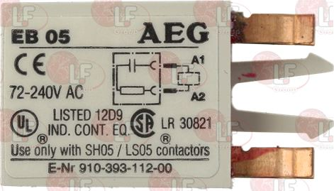INTERFERENCE SUPPR.FILTER AEG  EB05-A240
