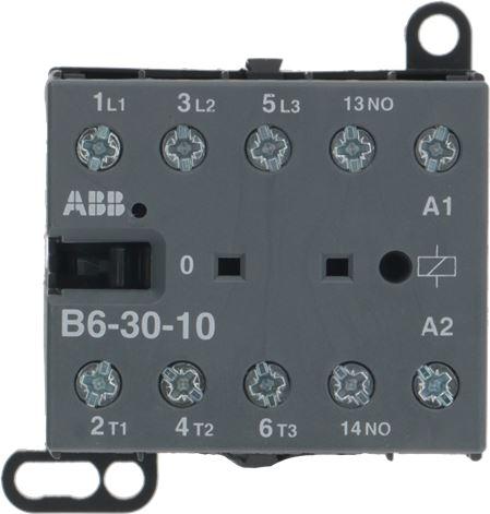 CONTACTOR ABB B6-30-10