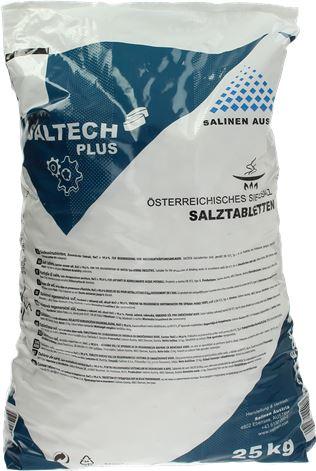 SALT TABLETS FOR WATER SOFTENER 25 kg