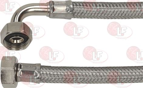 FLEX HOSE ø 3/4 Fp x CFp 1000 mm