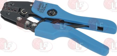 CRIMPER FOR PIPES 0.5÷6 mm²