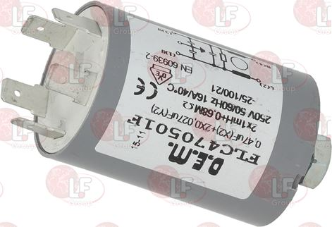 INTERF. SUPPR. FILTER D.E.M. FLC470501F