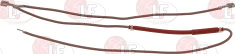 THERMO FUSE WITH CABLE 540 mm