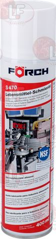 GREASE SPRAY FORCH S470 400 ml