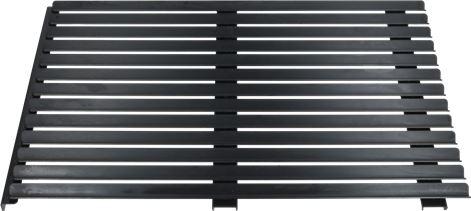BURNISHED IRON GRID 525x350x20 mm